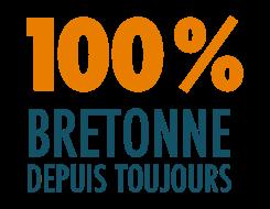 100% bretonne depuis toujours